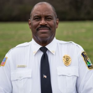 Assistant Chief David Hedric